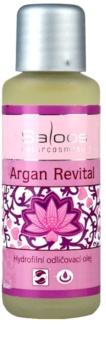 Saloos Make-up Removal Oil óleo desmaquilhante Argan Revital