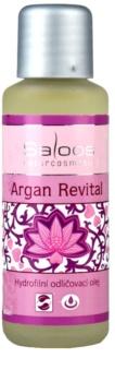 Saloos Make-up Removal Oil olio struccante Argan Revital