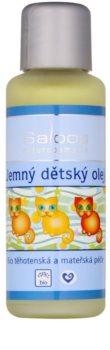 Saloos Pregnancy and Maternal Oil olio delicato per bambini