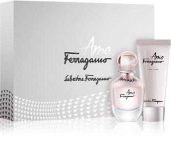 Salvatore Ferragamo Amo Ferragamo darilni set II. za ženske