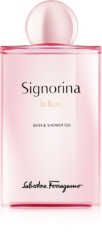 Salvatore Ferragamo Signorina in Fiore żel pod prysznic dla kobiet