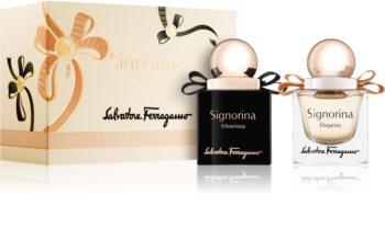 Salvatore Ferragamo Signorina set cadou VIII. pentru femei