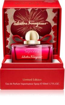 Salvatore Ferragamo Signorina New Year Edition eau de parfum para mulheres