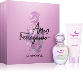 Salvatore Ferragamo Amo Ferragamo Flowerful ajándékszett I. hölgyeknek