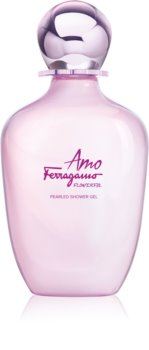 Salvatore Ferragamo Amo Ferragamo Flowerful Shower Gel for Women
