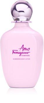 Salvatore Ferragamo Amo Ferragamo Flowerful mleczko do ciała dla kobiet