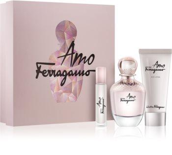 Salvatore Ferragamo Amo Ferragamo poklon set IV. za žene