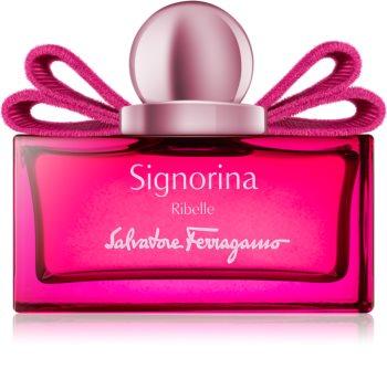 Salvatore Ferragamo Signorina Ribelle woda perfumowana dla kobiet