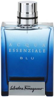Salvatore Ferragamo Acqua Essenziale Blu Eau de Toilette pentru bărbați
