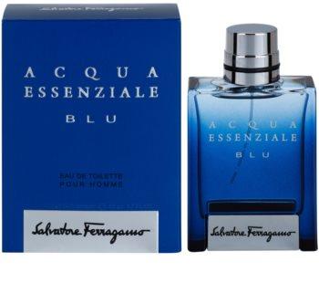 Salvatore Ferragamo Acqua Essenziale Blu Eau de Toilette Miehille