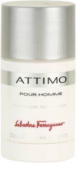 Salvatore Ferragamo Attimo desodorizante em stick para homens 75 ml