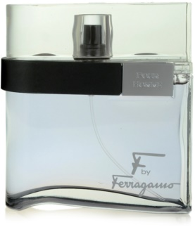 Salvatore Ferragamo F by Ferragamo Black eau de toilette uraknak