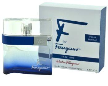 Salvatore Ferragamo F by Ferragamo Free Time toaletna voda za muškarce
