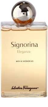 Salvatore Ferragamo Signorina Eleganza tusfürdő gél hölgyeknek