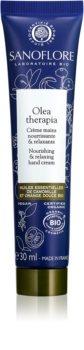 Sanoflore Hand Cream entspannende Creme für die Hände