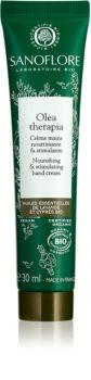 Sanoflore Hand Cream tápláló krém kézre