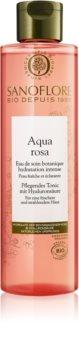 Sanoflore Rosa Fresca hidratáló víz arcra