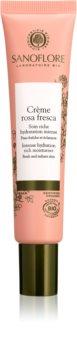Sanoflore Rosa Fresca intenzíven hidratáló krém