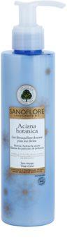 Sanoflore Aciana Botanica lait nettoyant pour un effet naturel