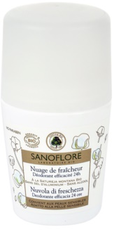 Sanoflore Déodorant déodorant roll-on 24h