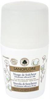Sanoflore Déodorant desodorizante roll-on 24 h