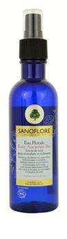 Sanoflore Eaux Florales cvetlična voda za obraz za posvetlitev in revitalizacijo