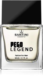 SANTINI Cosmetic PEGO Legend Eau de Parfum für Herren