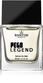 SANTINI Cosmetic PEGO Legend Eau de Parfum per uomo