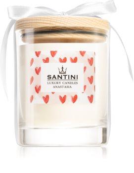 SANTINI Cosmetic Anastasia lumânare parfumată