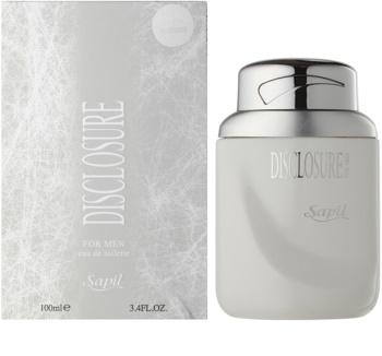 Sapil Disclosure White toaletní voda pro muže 100 ml