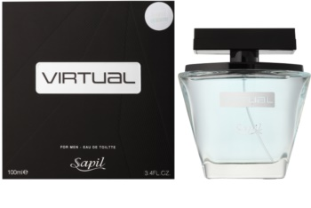 Sapil Virtual eau de toilette para hombre 100 ml