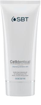 SBT Celldentical gel de limpeza para pele oleosa