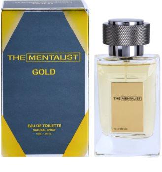 ScentStory The Mentalist Gold eau de toilette para hombre 50 ml