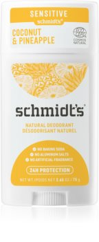 Schmidt's Coconut Pineapple дезодорант стик