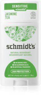 Schmidt's Jasmine Tea дезодорант стик