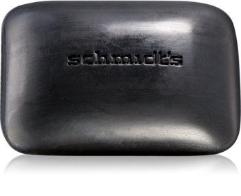 Schmidt's Activated Charcoal feste Reinigungsseife