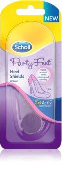 Scholl Party Feet Heel Shields Gel Pads For Heels