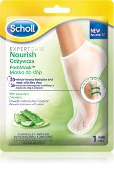 Scholl Expert Care hloubkově vyživující maska na nohy