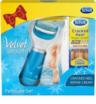 Scholl Velvet Smooth coffret III.