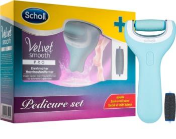 Scholl Velvet Smooth Pro coffret II.