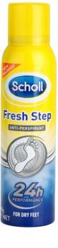 Scholl Fresh Step Anti transpirant voor Benen