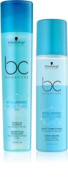 Schwarzkopf Professional BC Bonacure Hyaluronic Moisture Kick козметичен комплект (за суха коса )