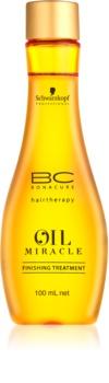 Schwarzkopf Professional BC Bonacure Oil Miracle Argan Oil Hiustenhoito Paksuille, Karkeille Ja Kuiville Hiuksille