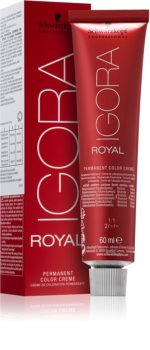 Schwarzkopf Professional IGORA Royal Hair Color
