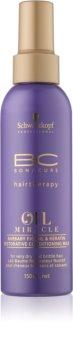 Schwarzkopf Professional BC Bonacure Oil Miracle Barbary Fig Oil hidratantno mlijeko za kosu za suhu i lomljivu kosu