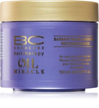 Schwarzkopf Professional BC Bonacure Oil Miracle Barbary Fig Oil maska do włosów do bardzo suchych i zniszczonych włosów