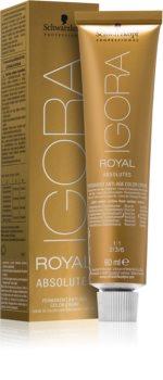 Schwarzkopf Professional IGORA Royal Absolutes tinte de pelo