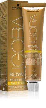 Schwarzkopf Professional IGORA Royal Absolutes Age Blend culoare par
