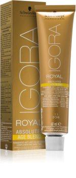 Schwarzkopf Professional IGORA Royal Absolutes Age Blend Hiusväri