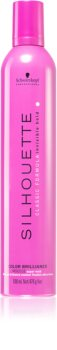 Schwarzkopf Professional Silhouette Color Brilliance Styling Mousse Strong Firming